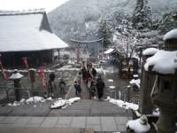 大原神社 初詣2